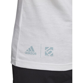 adidas Five Ten 5.10 GFX T-shirt Dames, white
